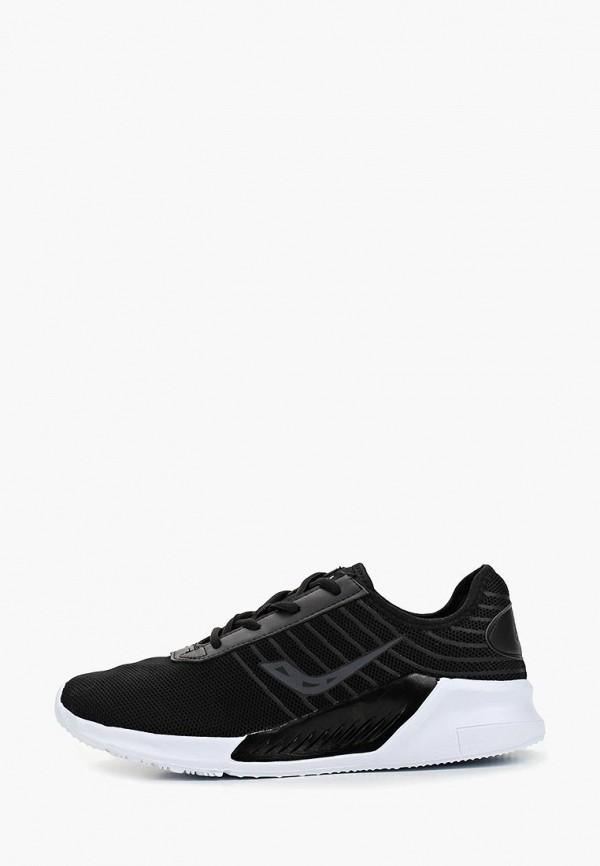 Фото - женские кроссовки Ascot черного цвета