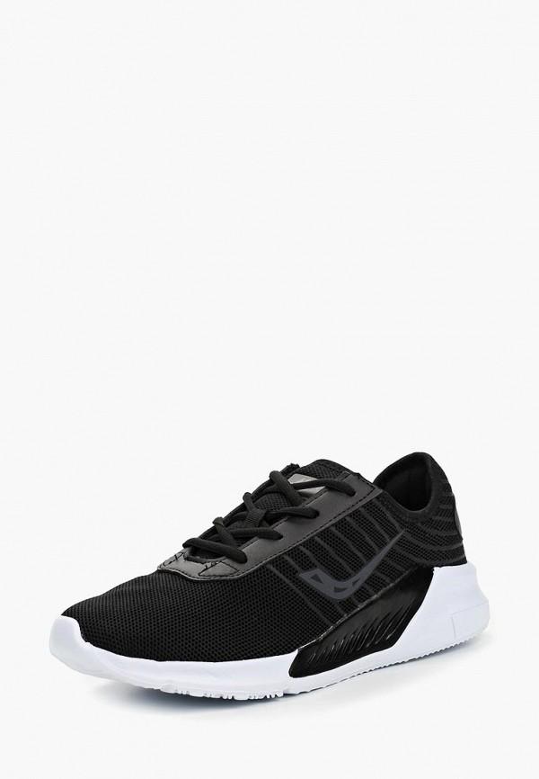 Фото 2 - женские кроссовки Ascot черного цвета