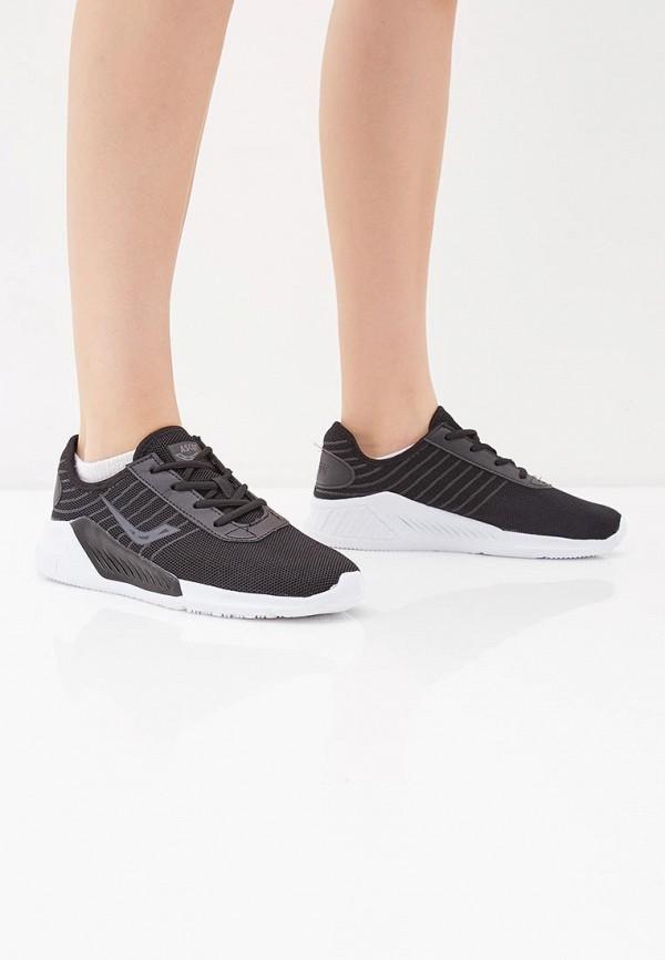 Фото 6 - женские кроссовки Ascot черного цвета