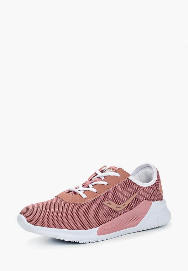 Фото 2 - женские кроссовки Ascot розового цвета