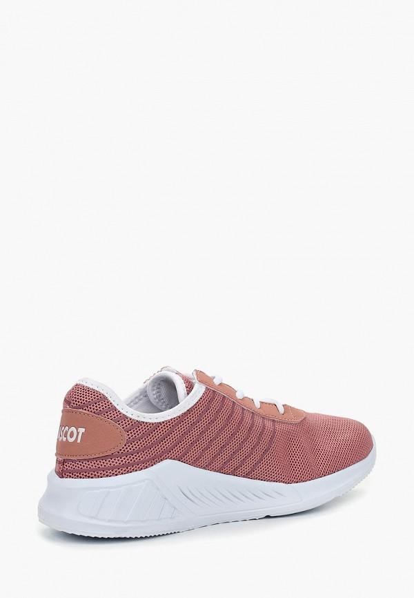 Фото 3 - женские кроссовки Ascot розового цвета