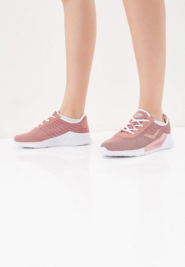Фото 6 - женские кроссовки Ascot розового цвета