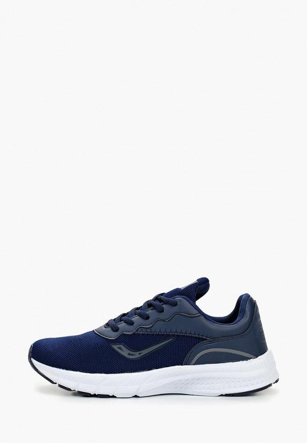 женские кроссовки ascot, синие