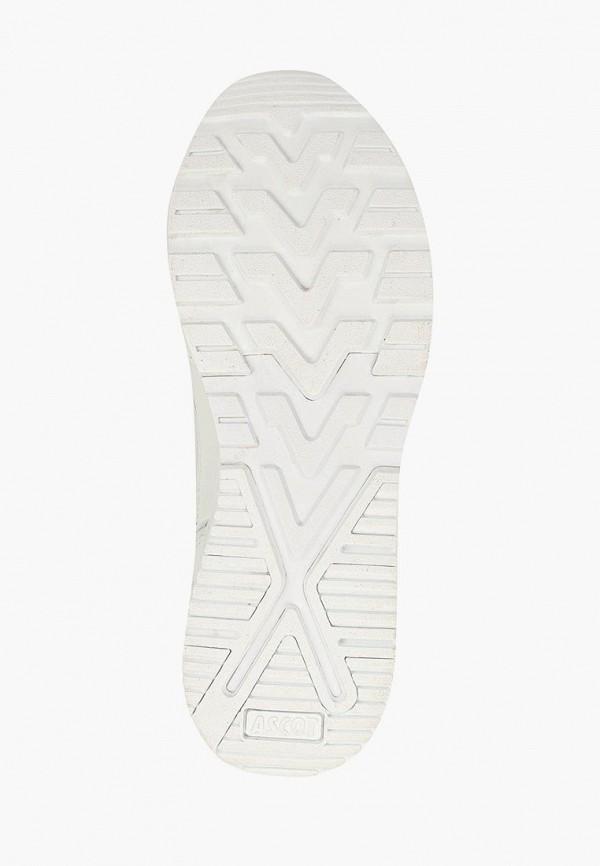 Фото 5 - женские кроссовки Ascot белого цвета