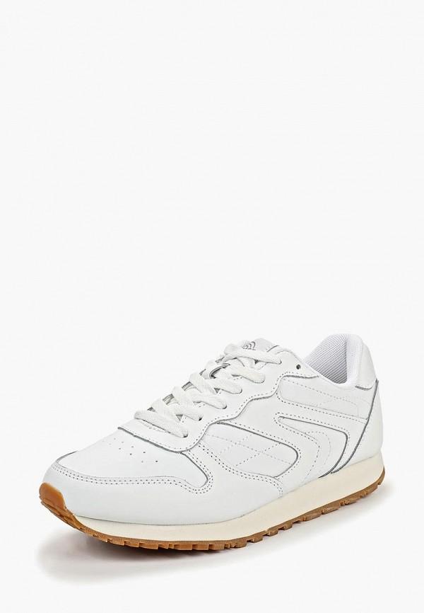 Фото 2 - женские кроссовки Ascot белого цвета