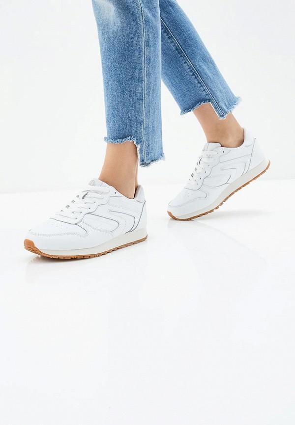 Фото 6 - женские кроссовки Ascot белого цвета