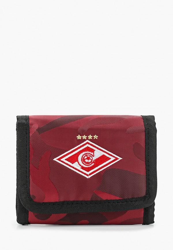 мужской кошелёк atributika & club, красный