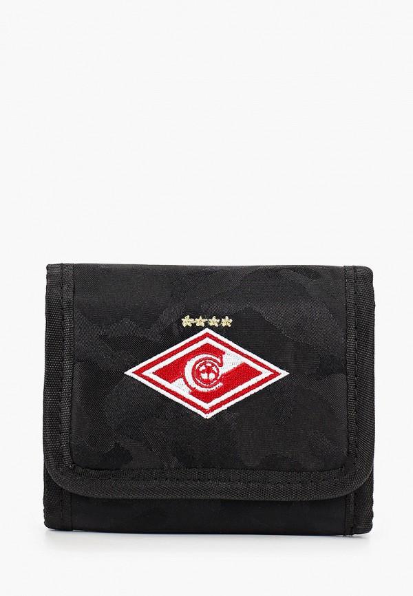 женский кошелёк atributika & club, черный