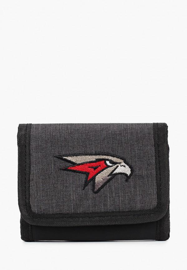 женский кошелёк atributika & club, серый