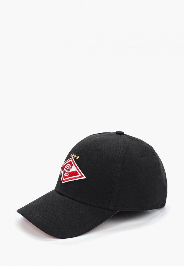 бейсболка atributika & club для мальчика, черная