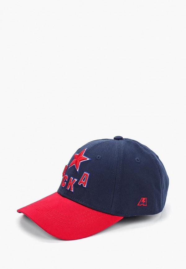 Купить Бейсболка Atributika & Club™, Atributika & Club™ AT006CBESJK3, синий, Весна-лето 2019