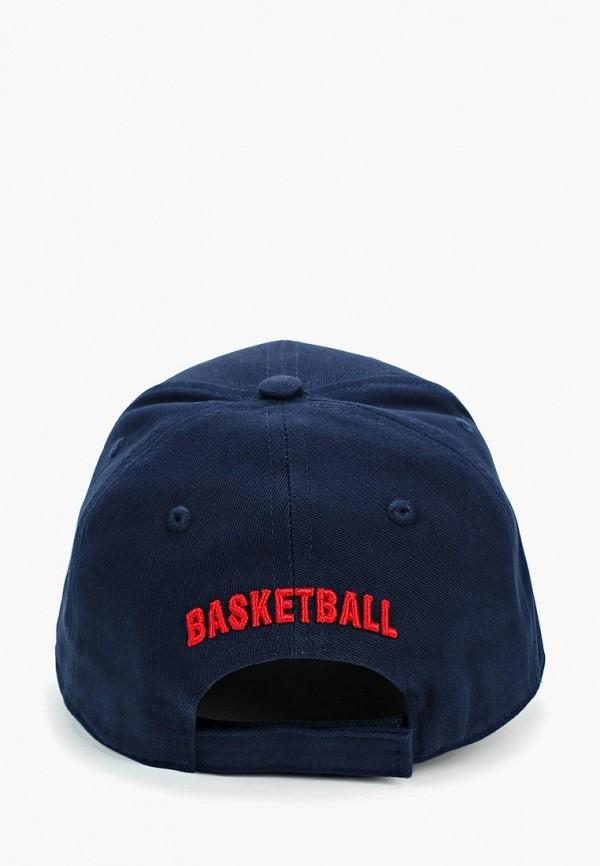 Фото 2 - Бейсболка Atributika & Club™ синего цвета