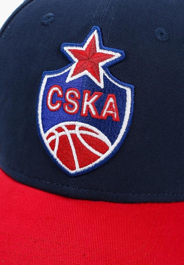 Фото 3 - Бейсболка Atributika & Club™ синего цвета