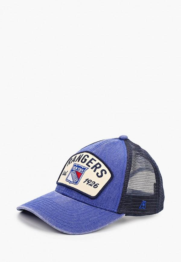бейсболка atributika & club для мальчика, синяя