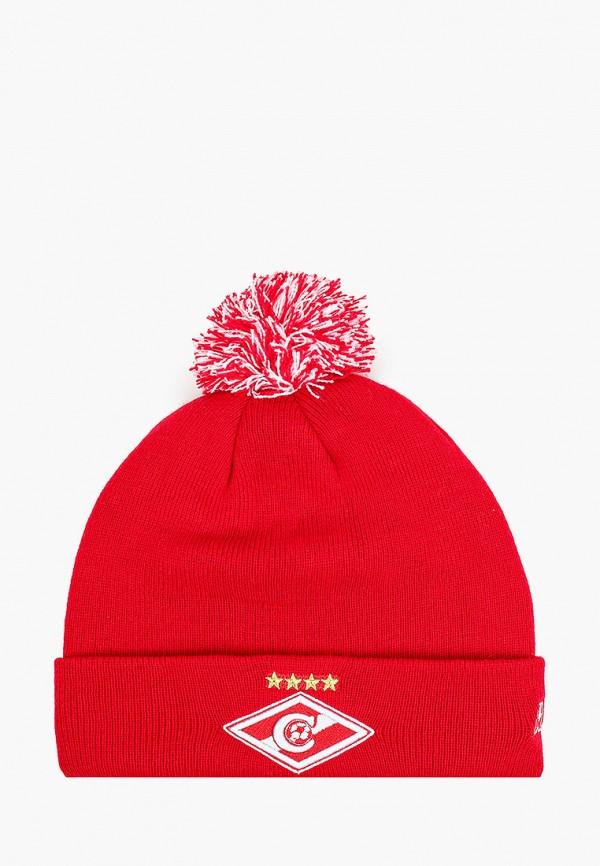 шапка atributika & club для мальчика, красная