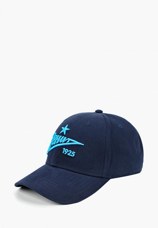 женская бейсболка atributika & club, синяя