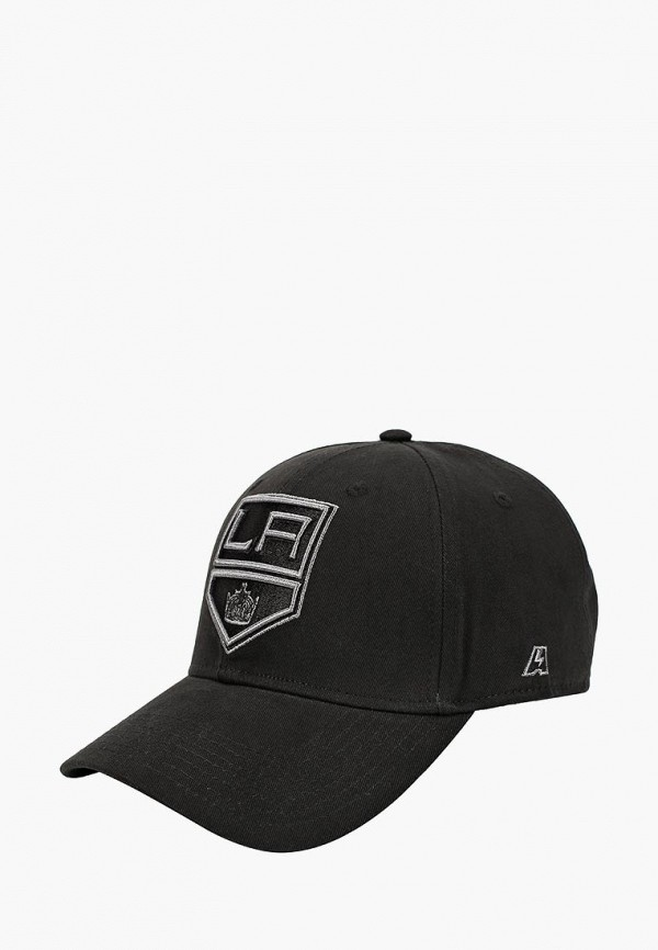 женская бейсболка atributika & club, черная