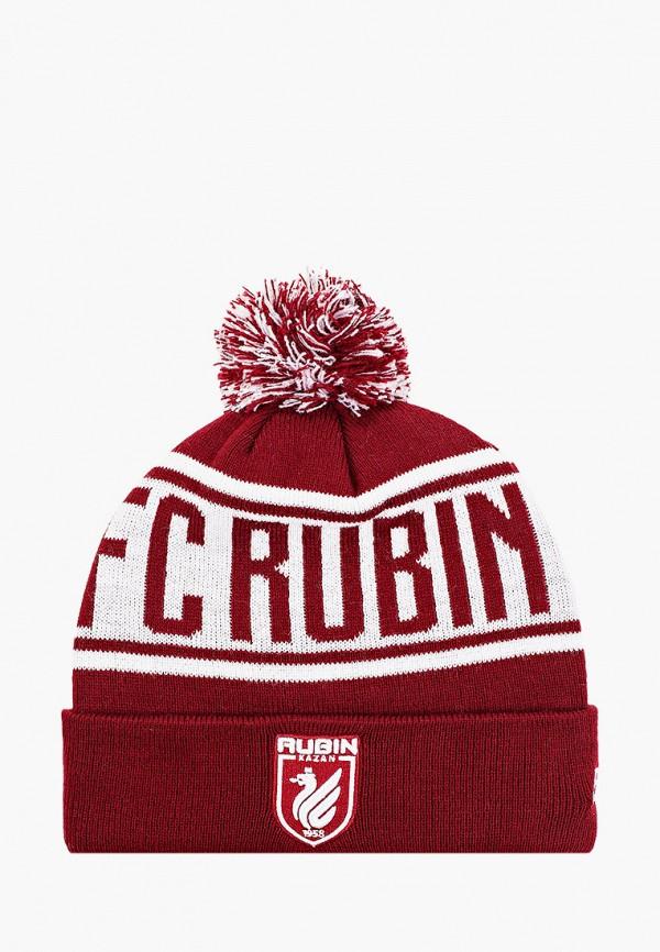женская шапка atributika & club, бордовая