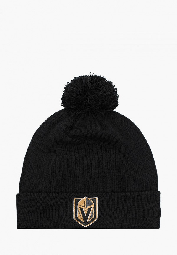 женская шапка atributika & club, черная