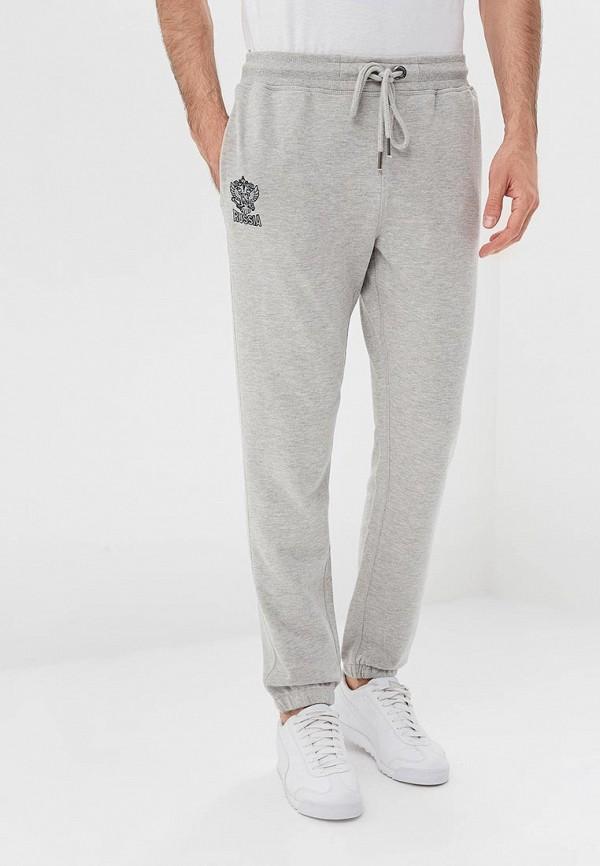 мужские спортивные спортивные брюки atributika & club, серые
