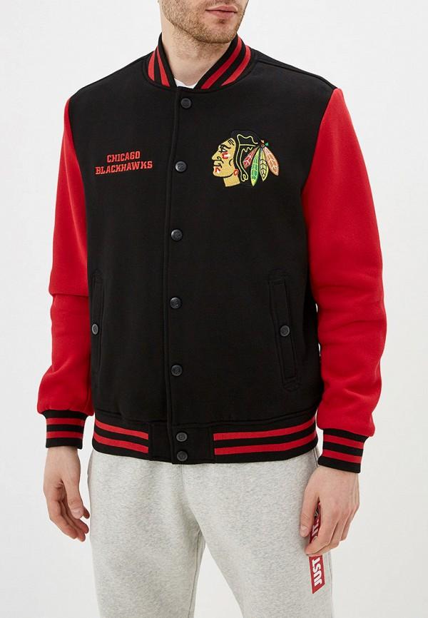 Купить Куртку Atributika & Club™ черного цвета