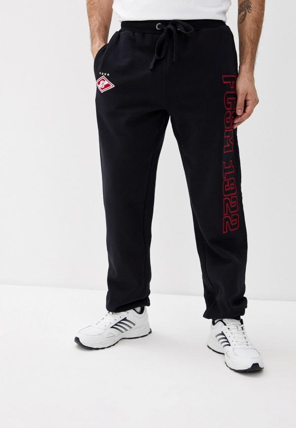 мужские спортивные брюки atributika & club, черные