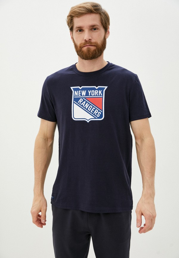 мужская спортивные футболка atributika & club, синяя