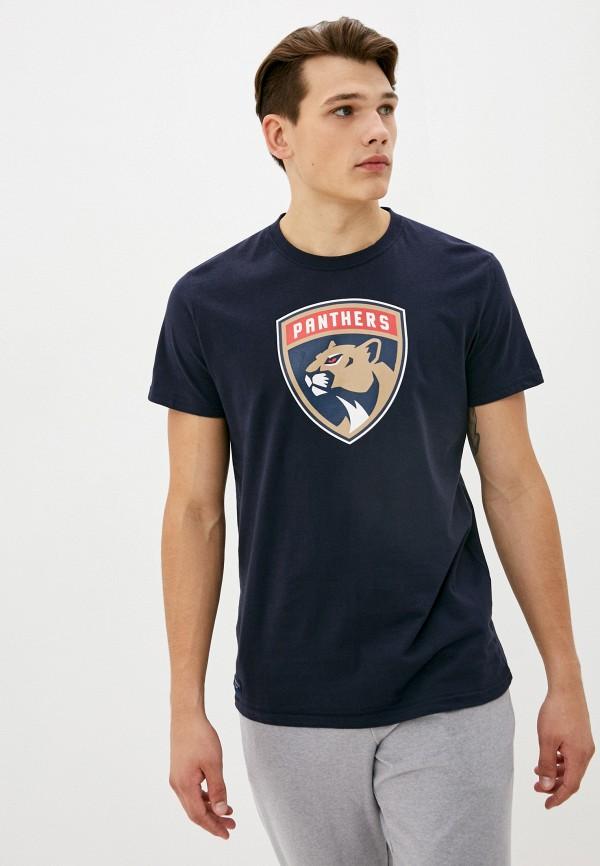 мужская спортивные футболка atributika & club, бежевая