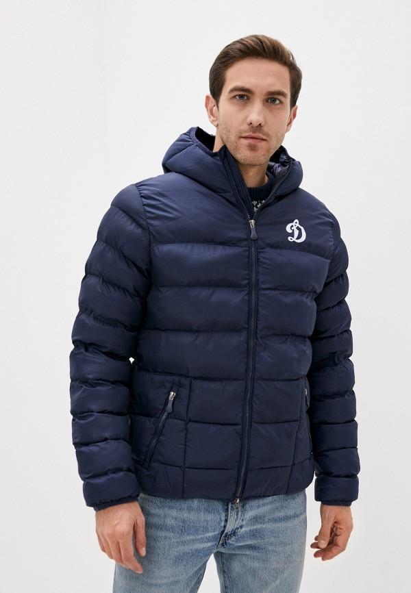 мужская куртка atributika & club, синяя