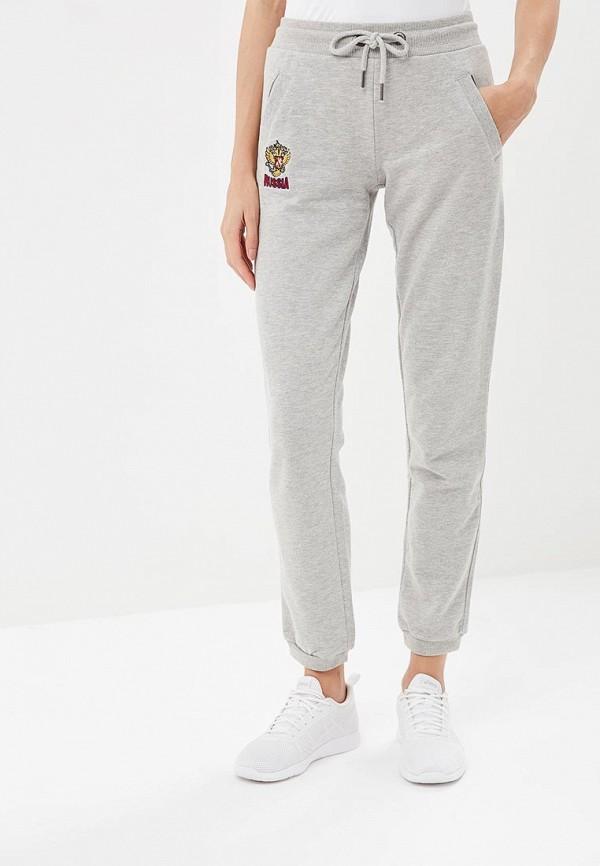 женские спортивные спортивные брюки atributika & club, серые