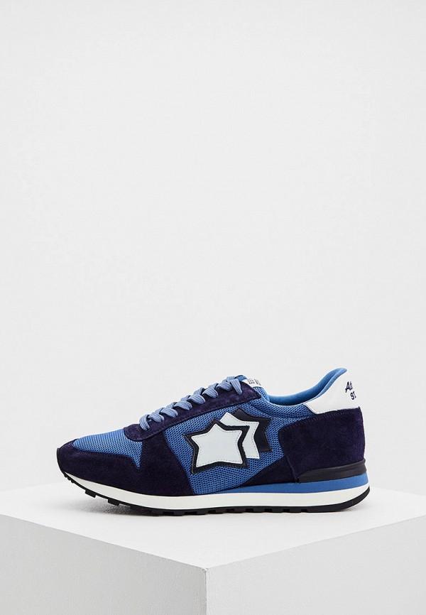 мужские кроссовки atlantic stars, синие