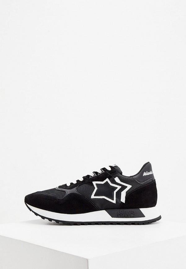 мужские кроссовки atlantic stars, черные