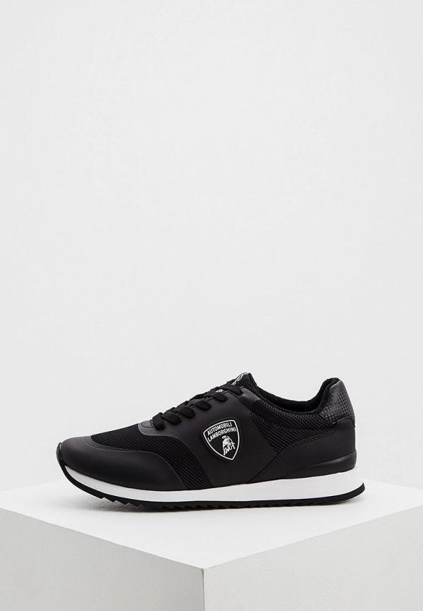 мужские кроссовки automobili lamborghini, черные