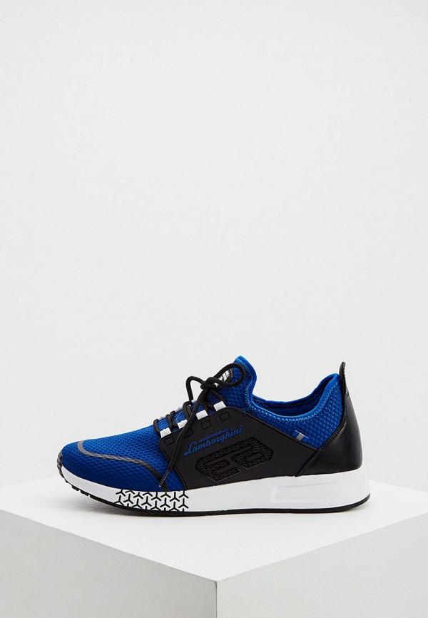 мужские кроссовки automobili lamborghini, синие