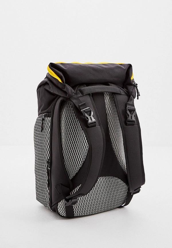 Фото 2 - Мужской рюкзак Automobili Lamborghini черного цвета