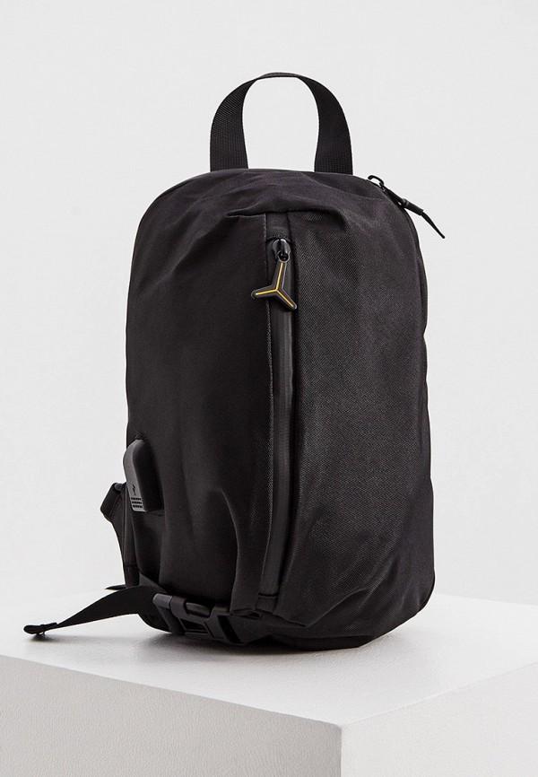 мужской рюкзак automobili lamborghini, черный