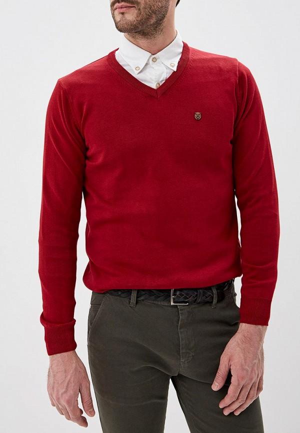 мужской пуловер auden cavill, красный