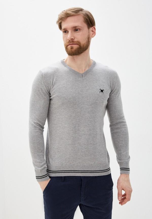 мужской пуловер auden cavill, серый