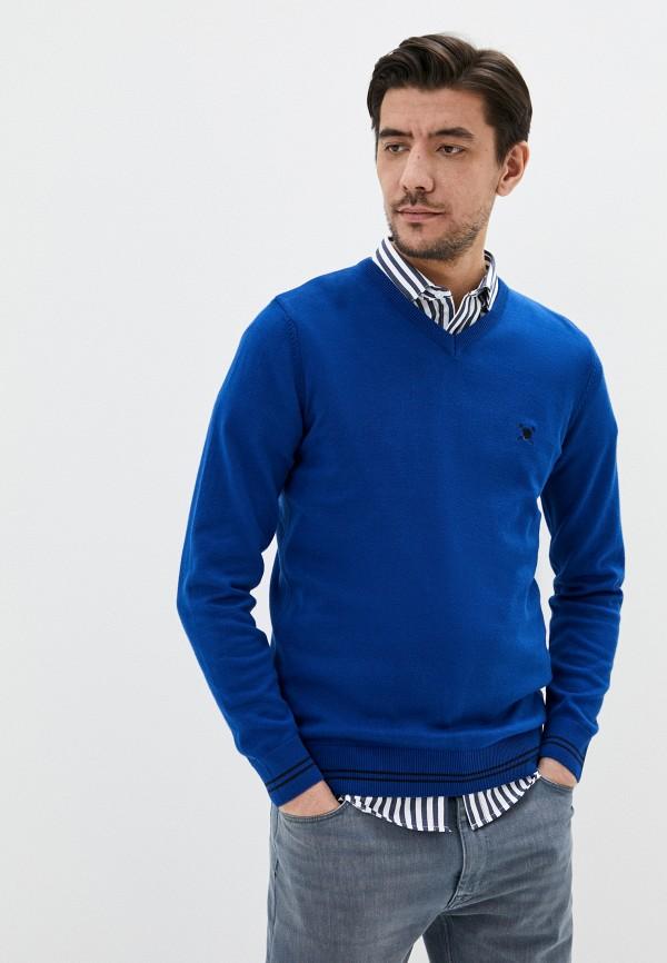 мужской пуловер auden cavill, синий
