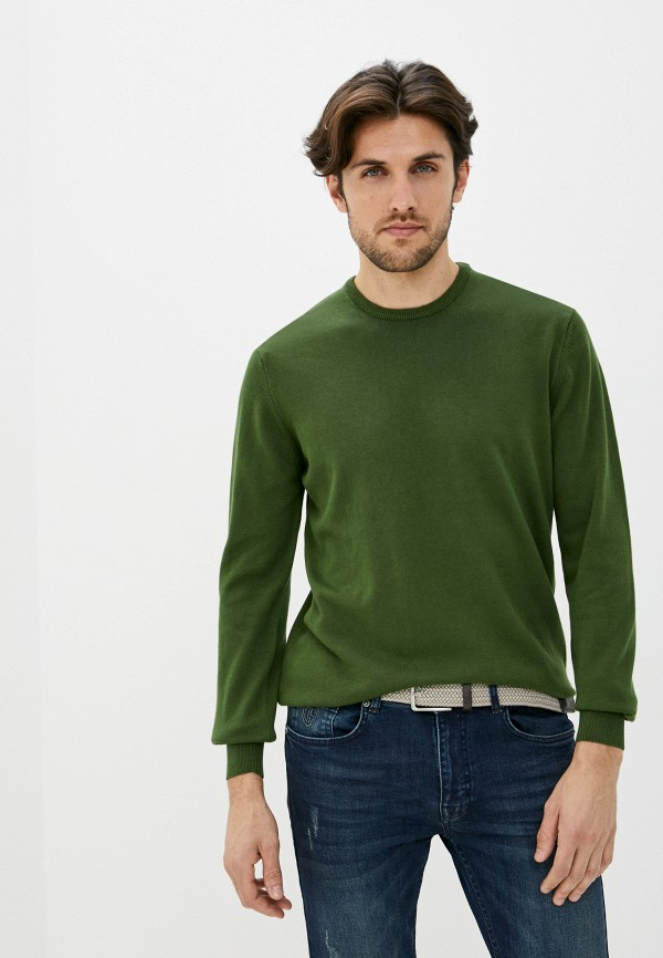 мужской джемпер auden cavill, зеленый