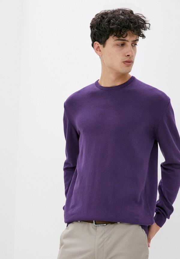 мужской джемпер auden cavill, фиолетовый