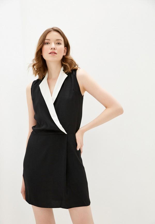 женское платье auden cavill, черное