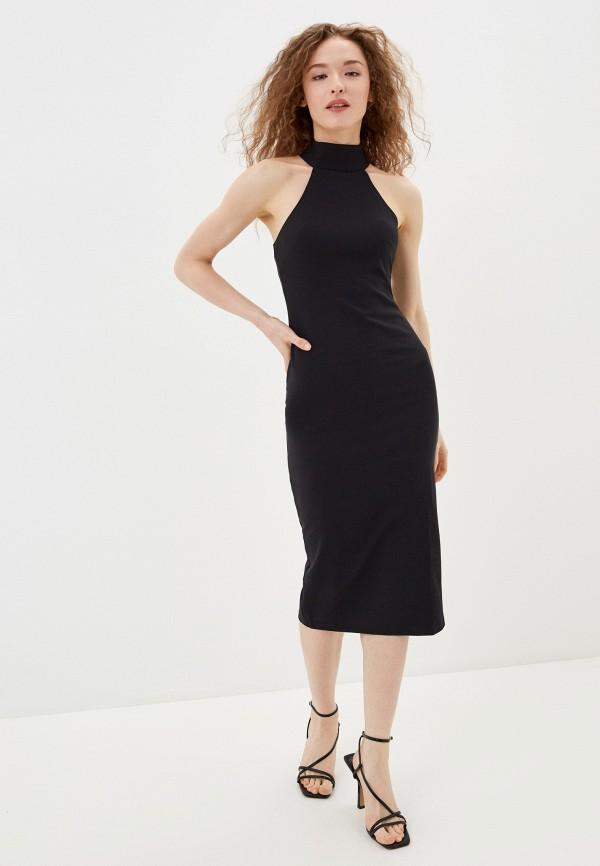 женское повседневные платье auden cavill, черное
