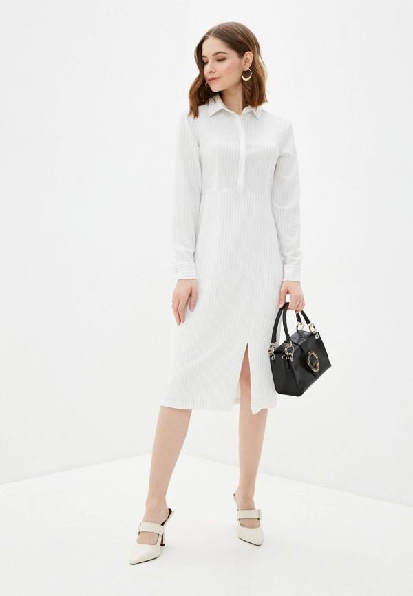 женское повседневные платье auden cavill, белое