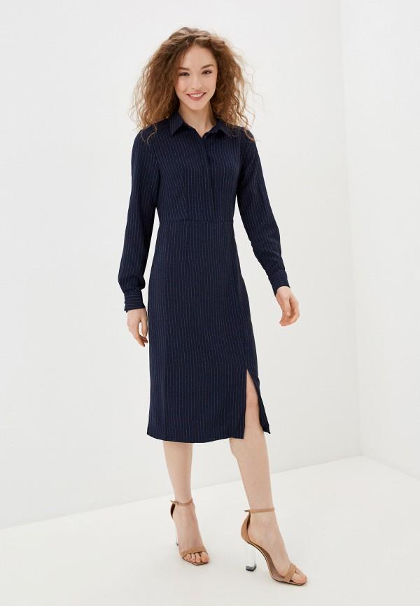 женское повседневные платье auden cavill, синее