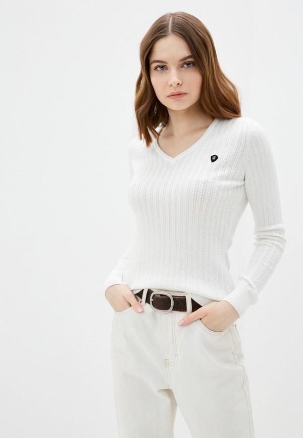женский пуловер auden cavill, белый