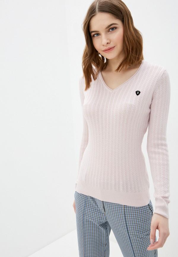 женский пуловер auden cavill, розовый