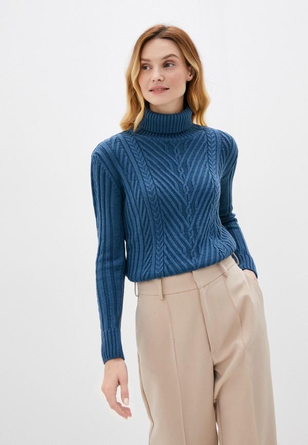 женский свитер auden cavill, бирюзовый