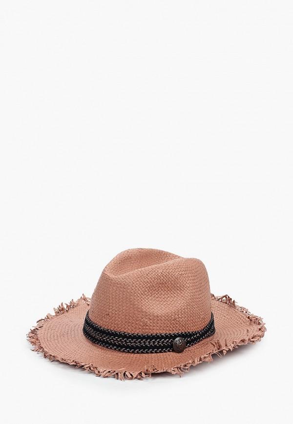 женская шляпа avanta, розовая