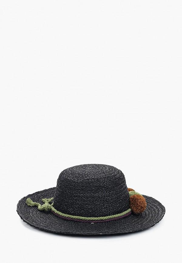 женская шляпа avanta, черная
